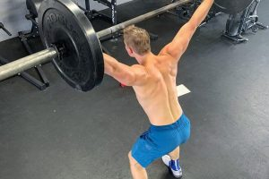 Crossfit Personal Weight Lifting
