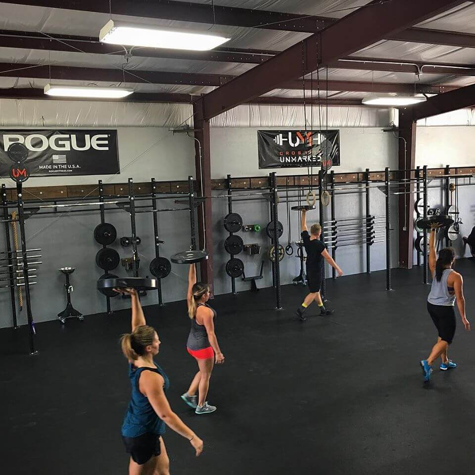 Crossfit Fitness Gym Cypress Texas
